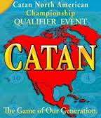 Catan North American Championship Qualifier Event