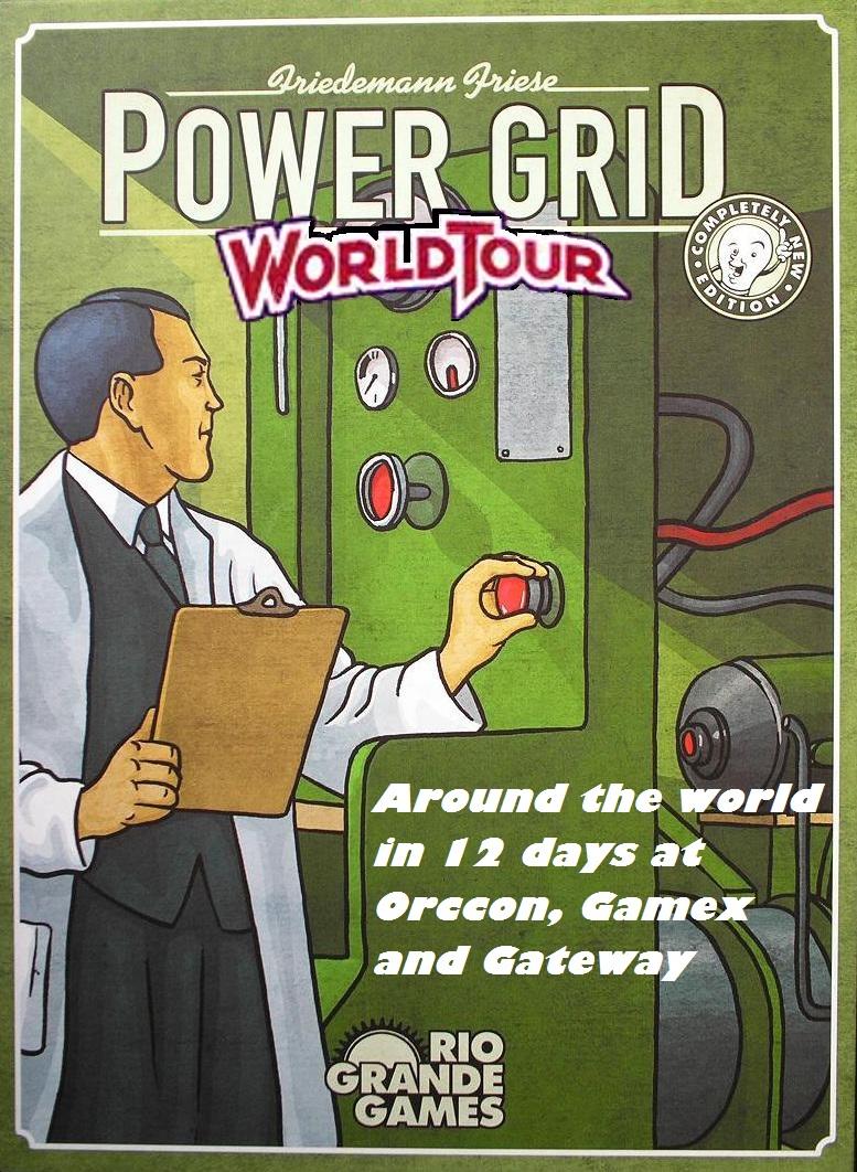 Power Grid World Tour