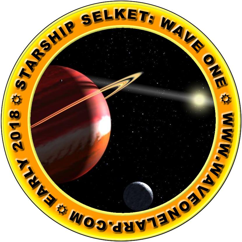 Starship Selket: Wave One - www.waveonelarp.com - Early 2018